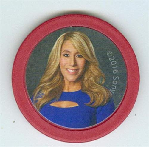 - Lori Greiner Poker Chip Shark Tank 2016 TV Show game piece Red (Loyola University Chicago)