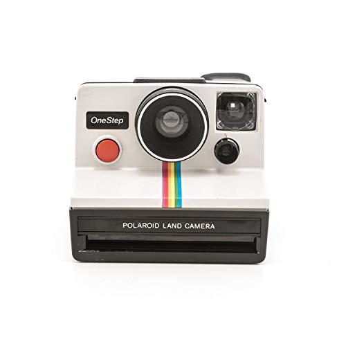 Polaroid OneStep SX-70 White/Rainbow Camera (Sx 70 Sonar)