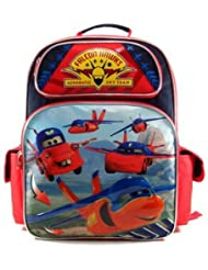 Full Size Red Take Flight Backpack - Kid Size Bookbag