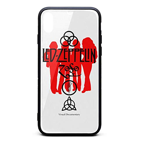 Led-Zeppelin-Visual-Documentary- Phone Case iPhone Xs Max TPU Full Protective Best Anti-Scratch Fashionable Glossy Anti Slip Thin Shockproof Soft Case