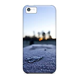 Ideal Mialisabblake Case Cover For Iphone 5c(frosty Morning Landscape), Protective Stylish Case