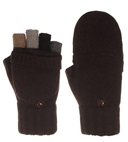 Emmalise Convertible Fingerless Gloves Christmas