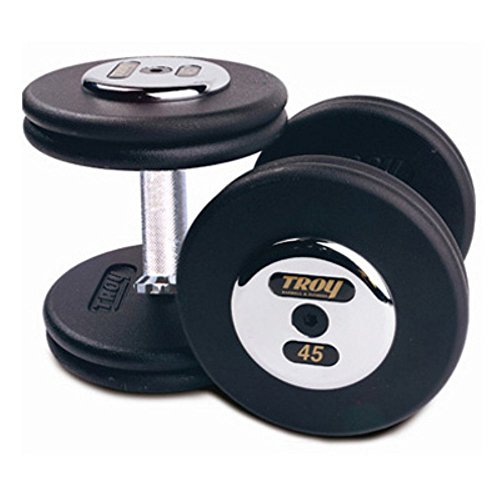 Troy Barbell Fixed Pro-Style Dumbbells