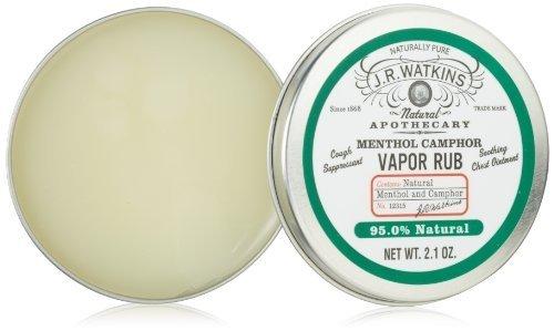 Buy j.r. watkins menthol vapor rub 2.1 oz
