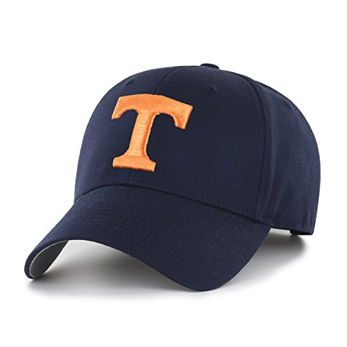 NCAA Tennessee Volunteers OTS All-Star MVP Adjustable Hat, Navy, One Size