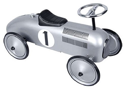 Schylling Silver Racecar Metal Speedster product image