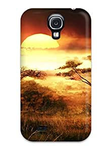 Hot Tpu Cover Case For Galaxy/ S4 Case Cover Skin - Far Cry Halo 2 Covenant