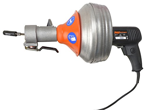 General Super Vee SV-A Pipe & sewer drain snake cleaner rooter auger