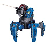 Riviera RC Space Warrior Battle Robot with Remote Control, Blue