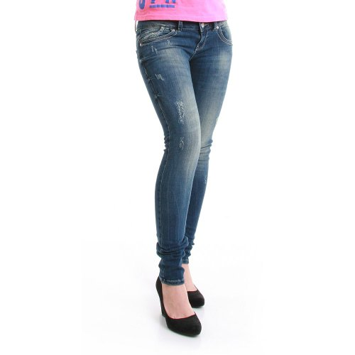 LTB Jeans - Jean - Skinny/Slim Fit - Femme Bleu
