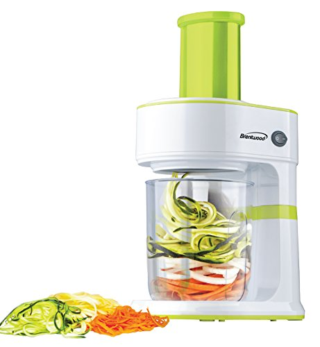 BRENTWOOD FP560G FP 560G Spiralizer Small product image
