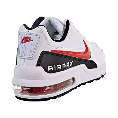 Max Air 100 Nike university 3 Scarpe white Ltd Uomo Running Weiß black Red Da F5ddAq4