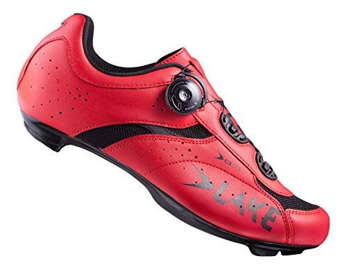 Lake CX175 zapatos Rojo - rojo