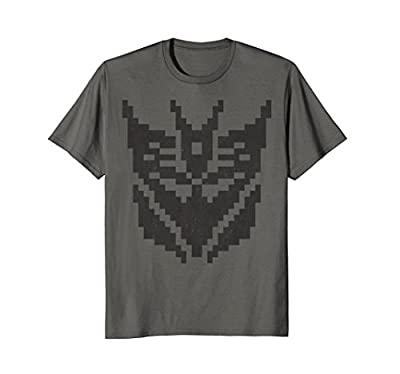 Transformers Distressed Decepticon Logo Graphic T-Shirt