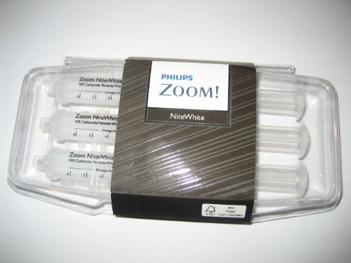 NiteWhite Zoom ACP 16% MINT Three 2.4ml Syringes ()
