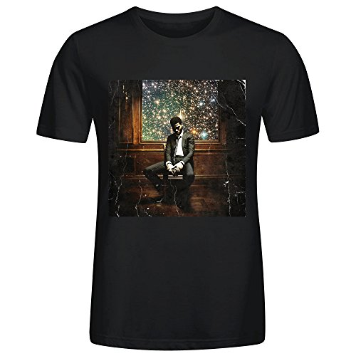 kid-cudi-man-on-the-moon-ii-the-legend-of-mr-rager-mens-o-neck-music-tee-shirt-black