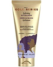 Pantene Gold Series Sulfate-Free Hydrating Butter Cream With Argan Oil for Curly, Coily Hair, 193 Grams