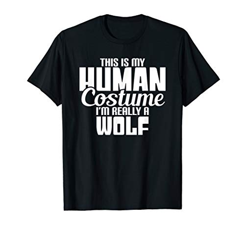 Human Costume Halloween Theme Funny Witty Attire Design