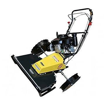 ECOTECH TRT 60 sw-h - Desbrozadora sobre rueda con sistema ...