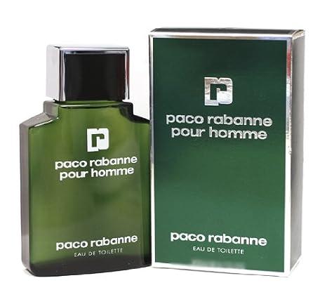 Homme Pour Eau 100ml Toilette Paco Rabanne De L53j4AR