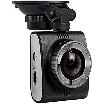 AUSDOM Dashboard Camera Recorder - Dash Cam Car DVR with 180 Degree Wide Angle Lens, Super Night Vision, G-Sensor, and Parking Monitor