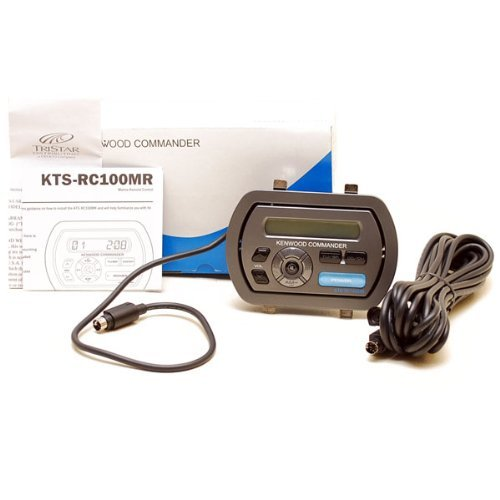 - Kenwood Commander KTS-RC100MR Marine Remote Control