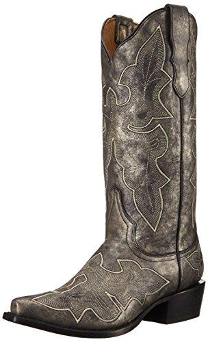 Women's Western Jess Boot Stetson Vintage Grey R0dBPxqw