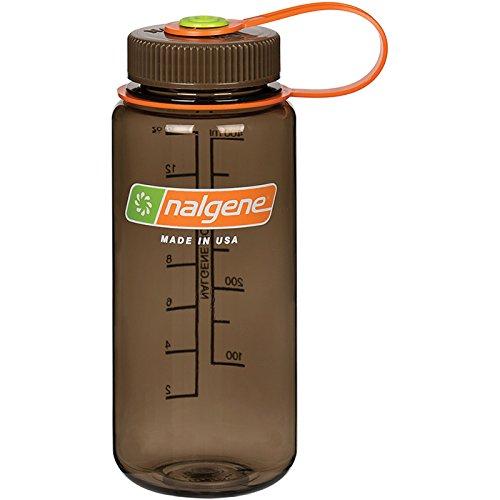 Nalgene Wide Mouth Bottle (Green, 1 PT)