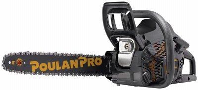 "Poulan Pro PR4218 Handheld Gas Chainsaw, 18"""