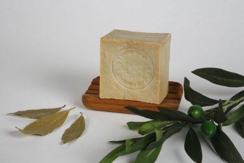 Bio Alepposeife 60% Olivenöl 40% Lorbeeröl