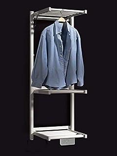 KOH-I-NOOR 44041B - Radiador, calienta toallas y secador de ropa con