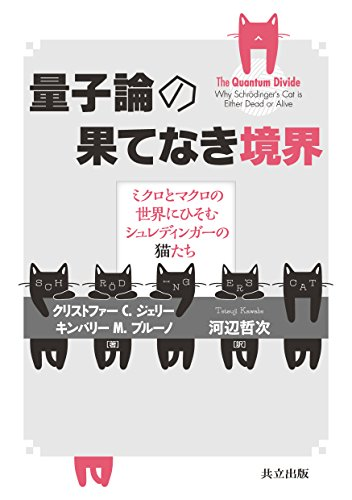 量子論の果てなき境界: ミクロとマクロの世界にひそむシュレディンガーの猫たち