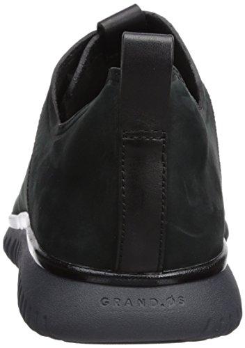 Cole Haan Mens Grand Mouvement Nubuck Sneaker Noir Nubuck / Noir