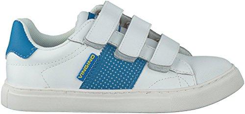 Weisse Vingino Sneaker SOHO VELCRO