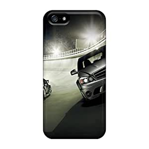 Iphone 5/5s Well-designed Hard Cases Covers Mercedes Protector