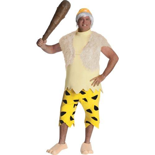 Bamm-Bamm Adult Costume - Plus Size