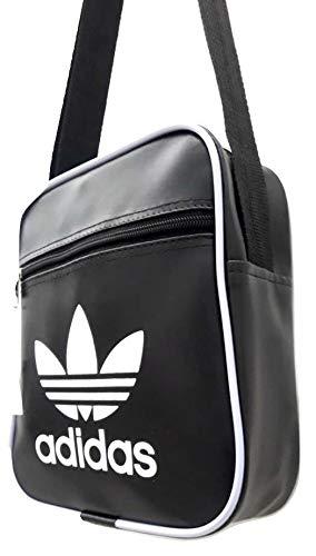85e73bb94 Bolsa Carteiro Lateral Transversal Adidas: Amazon.com.br: Amazon Moda