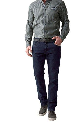 4628 Jean Homme Droit Midnight Stooker Navy Noir Jeans gnq88BA