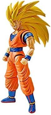 Dragon Ball Z Figure Rise Super Saiyan 4 Son Gokou Goku Model Kit NO GUNPLA