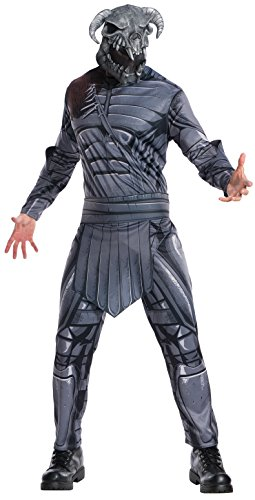 Ares Simple Costume (Rubie's Costume Co. Men's Wonder Woman Movie Ares Costume, As Shown, X-Large)