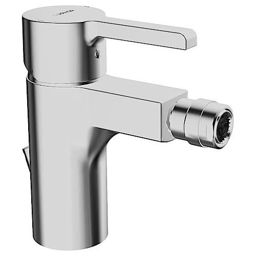 Hansa single-lever mixer for use with bidet Hansaform 4906 chrome-plated 49063203 cheap