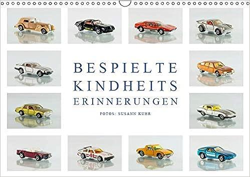 Bespielte Kindheitserinnerungen (wandkalender 2019 Din A3 Quer): Modell-autos Erwecken Bei Vielen Erwachsenen Kindheitserinnerungen por Susann Kuhr epub