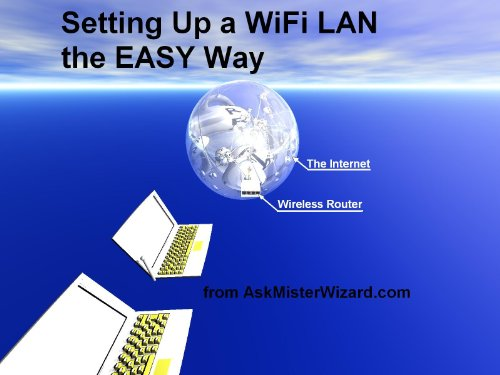 Setting Up a WiFi Network the Easy Way