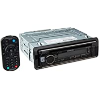 Kenwood KDC-X301 4.3 CD Receiver with Remote App & Built-in Bluetooth