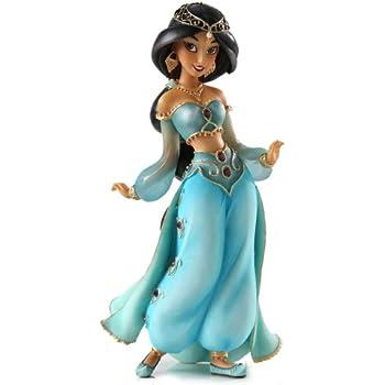 Amazon.com: Enesco Disney Showcase Ariel Wedding Stone Resin ...