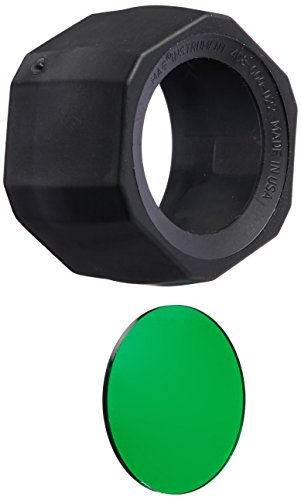 Maglite NVG Lens for AA with Holder