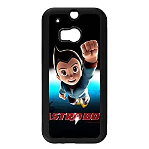 Htc One M8 Phone Case,Astroboy Tetsuwan Atom Cover Case Fun Comic Series High Quality Premium Mobile Phone Case with Classic Astroboy Tetsuwan Atom Movie Logo