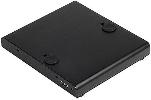SilverStone SST-PTS01B - Carcasa para disco duro externo USB 3.0 ...