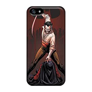 PJUByCG10463MmgZh ShirleyZelaya Awesome Case Cover Compatible With Iphone 5/5s - Ras Al Ghul I4