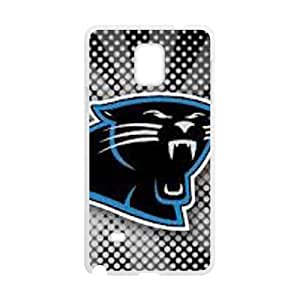 KOKOJIA Carolina Panthers Cell Phone Case for Samsung Galaxy Note4